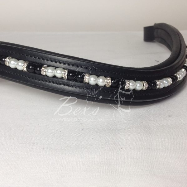 beaded-browbands